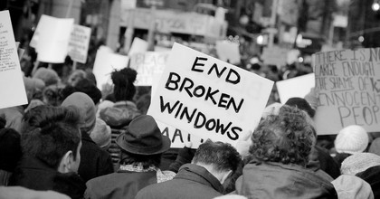 """Black Lives Matter co-founder Opal Tometi said Bratton's """"implementation of broken windows theory has wreaked havoc on communities from Los Angeles to New York City and beyond."""" (Photo: Saundi Williams/flickr/cc)"""