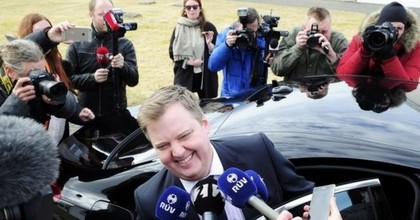 Gunnlaugsson initially refused to bow to public pressure to resign, even as tens of thousands of Icelanders rallied in the streets against his use of an offshore tax haven. (Photo: Reuters)