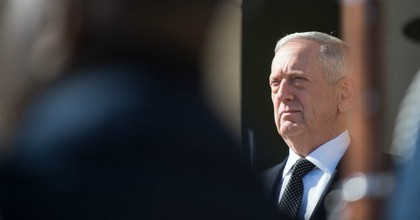 """""""Everywhere you look, if there's trouble in the region, you find Iran,"""" the defense secretary said Wednesday. (Photo: Jim Mattis/flickr/cc)"""