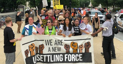 """""""Stop the War! Feed the Poor!"""": March by Poor People's Campaign Ends With Arrests in DC"""