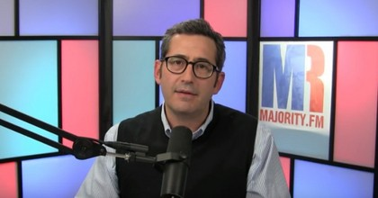 """""""It's really pathetic of MSNBC to cut ties with Sam Seder over a tweet skewering people who try to apologize for Roman Polanski,"""" wrote Elizabeth Bruenig of the Washington Post. (Photo: Youtube/Screengrab)"""