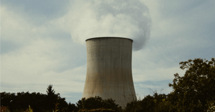 """""""The concentration levels of Ruthenium-106 in the air that have been recorded in Europe and especially in France are of no consequence for human health and for the environment,"""" France's Institute for Radiological Protection and Nuclear Safety concluded in a press release. (Photo: Masterbutler/Flickr/cc)"""