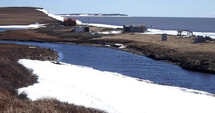 The National Oceanic and Atmospheric Administration's 14th annual Arctic Report Card includes a section that features commentary from Indigenous Peoples living along the Bering Sea. (Photo: NOAA/YouTube)