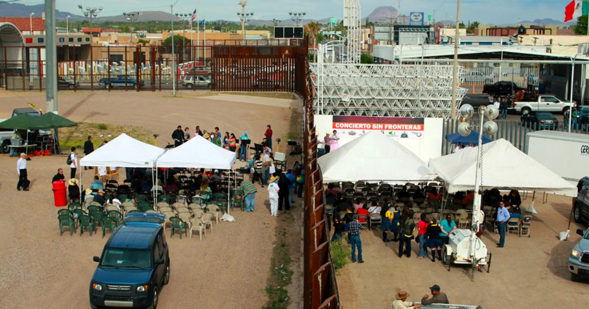 Border Wall Trumped by Art and Community