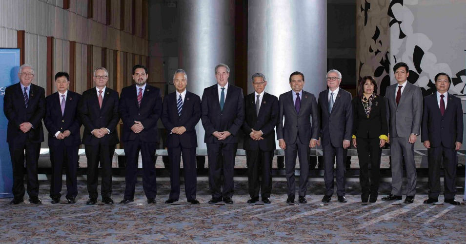 The Trans-Pacific Partnership will tie together as much as 40 percent of the world's economy. (Photo: Reuters handout)