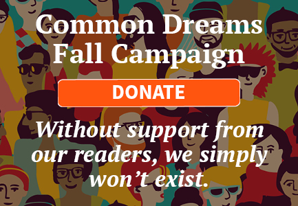 Help Common Dreams Survive