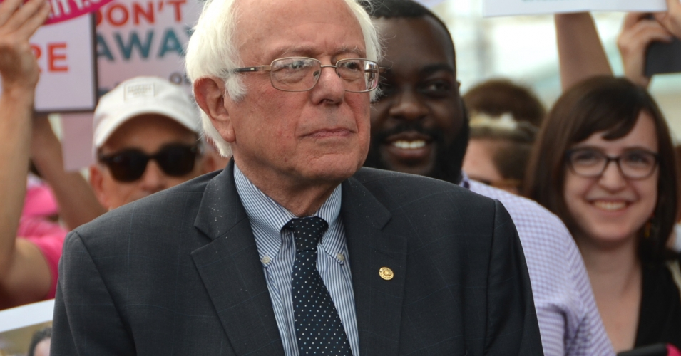 Bernie Sanders Says He Hasn't Ruled Out Running For President In 2020