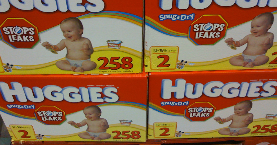 Kimberly-Clark says it has focused on cutting costs in recent years, as declining birth rates in the U.S. have negatively impacted the company's diaper sales. (Photo: Gary Seidman/Flickr/cc)