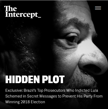 The Intercept's revelations (6/9/19) of judicial collusion were mentioned in the Brazilian Supreme Court ruling that ordered Lula da Silva's release, but were often ignored in US media coverage of his return to freedom.