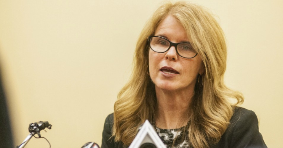 Maine's former Health and Human Services Commissioner Mary Mayhew has been tapped to run Medicaid on a national level. (Photo: Joe Phelan/Portland Press Herald)