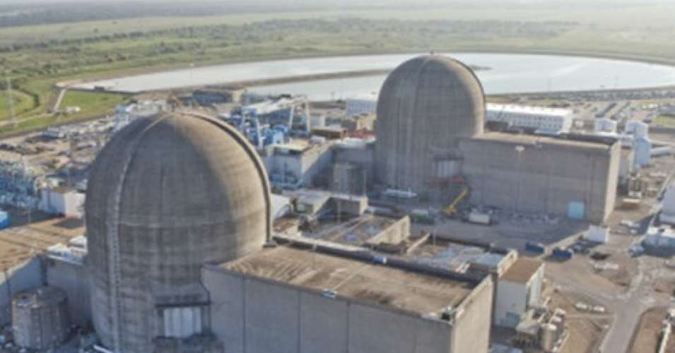 The South Texas Project nuclear power facility in Bay City, Texas could be under extreme threat from historic flood waters, groups warned on Tuesday. (Photo: STP)