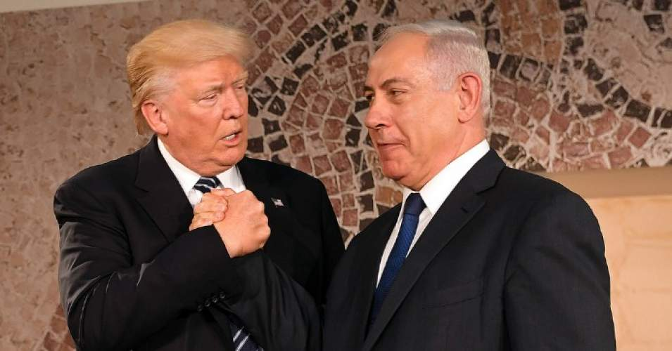 President Trump and Prime Minister Benjamin Netanyahu at the Israel Museum in Jerusalem on May 23, 2017. (Photo: U.S. Embassy Tel Aviv/flickr/cc)