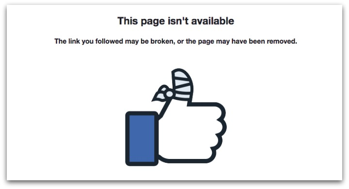 Abortion pill group's Facebook page deleted