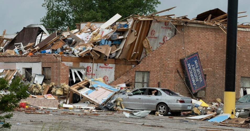 Tornadoes Cut Across Unusually Wide Swaths of US, Raising Alarm for Climate Scientists
