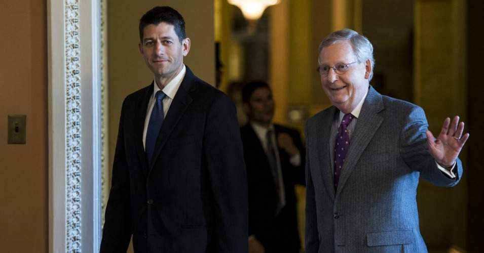 """Republicans spent years demanding the JCT start doing dynamic scores of tax bills,"" notes Vox's Matt Yglesias. ""Then they decided to pass their bill before waiting for the dynamic score because they didn't like what their own analytic methods said about it."" (Photo: Getty)"