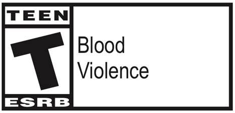 "America's Army 4 is rated ""Teen – Violence, Blood"" by the Entertainment Software Ratings Board, (ESRB).Other: Indicates possible exposure to unfiltered/uncensored user-generated content, including user-to-user interactions and media sharing via social media and networks."