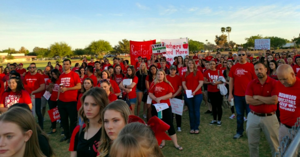 Colorado teachers prepare for 'Day of Action'