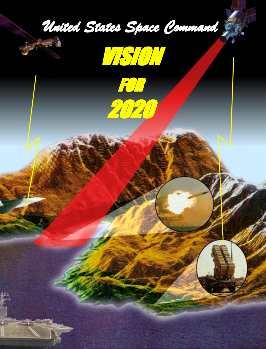 U.S. Space Command's 1997 Vision for 2020