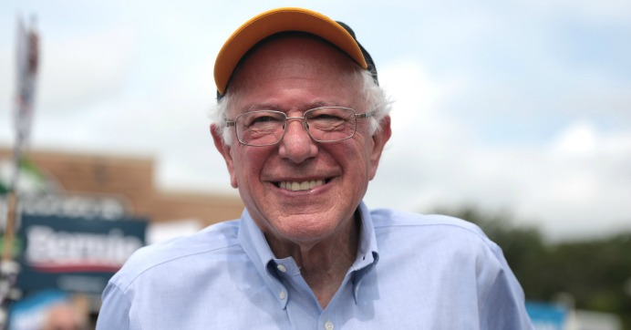 Best Beats 2020 This Man Can Beat Trump': Sanders Viewed Most Favorably of 2020