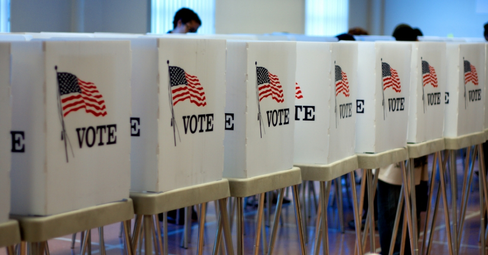 Maine's secretary of state is condemning the Justice Department refusal to follow a court order to provide him with documents from the controversial voter panel on which he served.(Photo: David P/flickr)