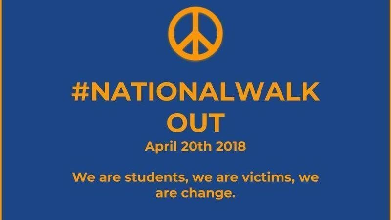 Image: National Student Walkout