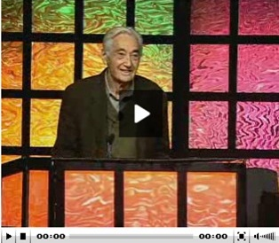 In 2008, Zinn spoke to teachers at the National Council for the Social Studies conference. Video and transcript available online.