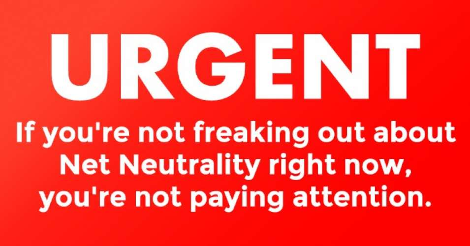 """""""Internet rights are civil rights,"""" Jay Stanley, a senior policy analyst at the American Civil Liberties Union, declared in a statement on Tuesday. (Photo: Fight for the Future)"""