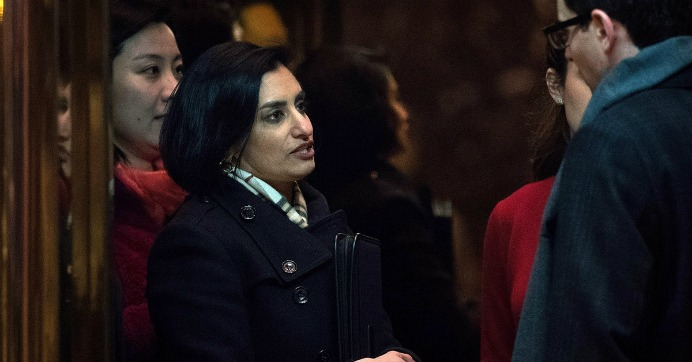 Seema Verma, Trump's pick to head the Centers for Medicare and Medicaid Services. (Photo: Getty)