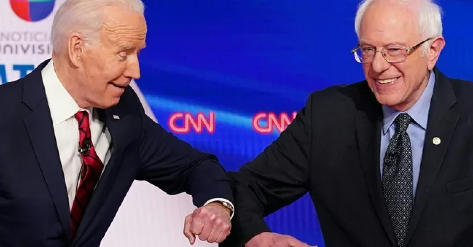What the Coronavirus Emergency Has to Do with Biden vs. Sanders ...