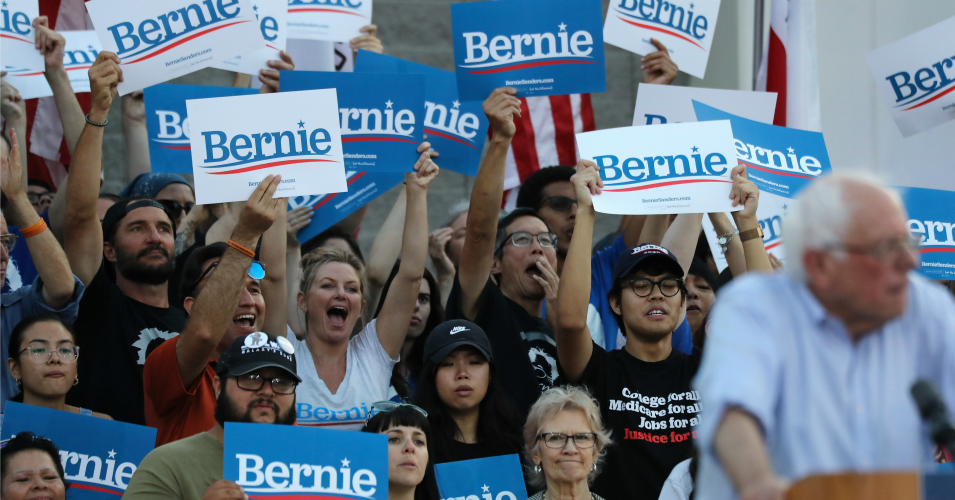 Are Establishment Democrats Running Out of Ways to Sabotage Bernie Sanders?