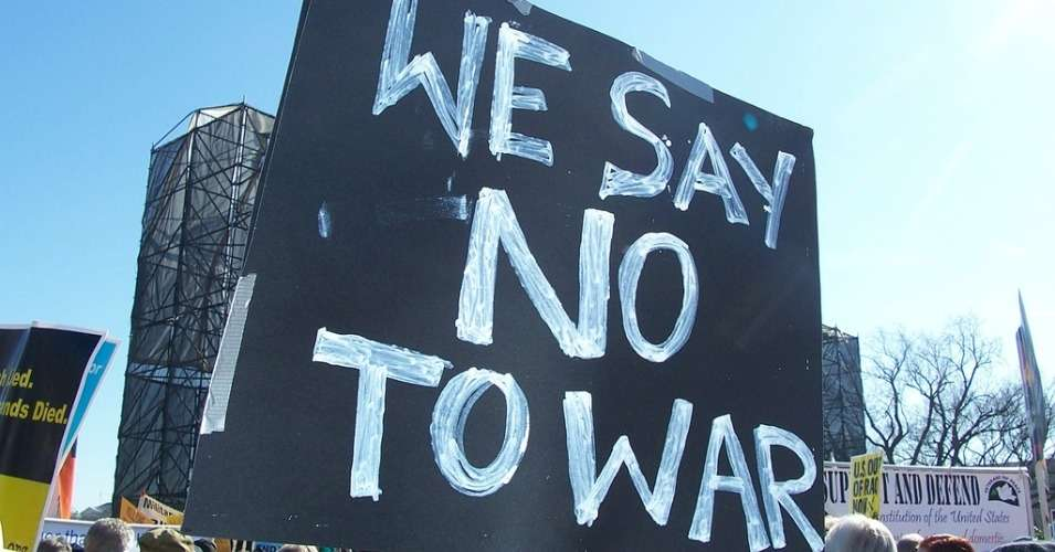 Why Aren't More Young People Involved in the Anti-War Movement?