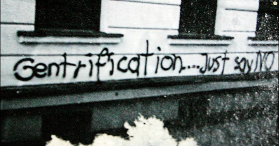 the relationship between gentrification and public space