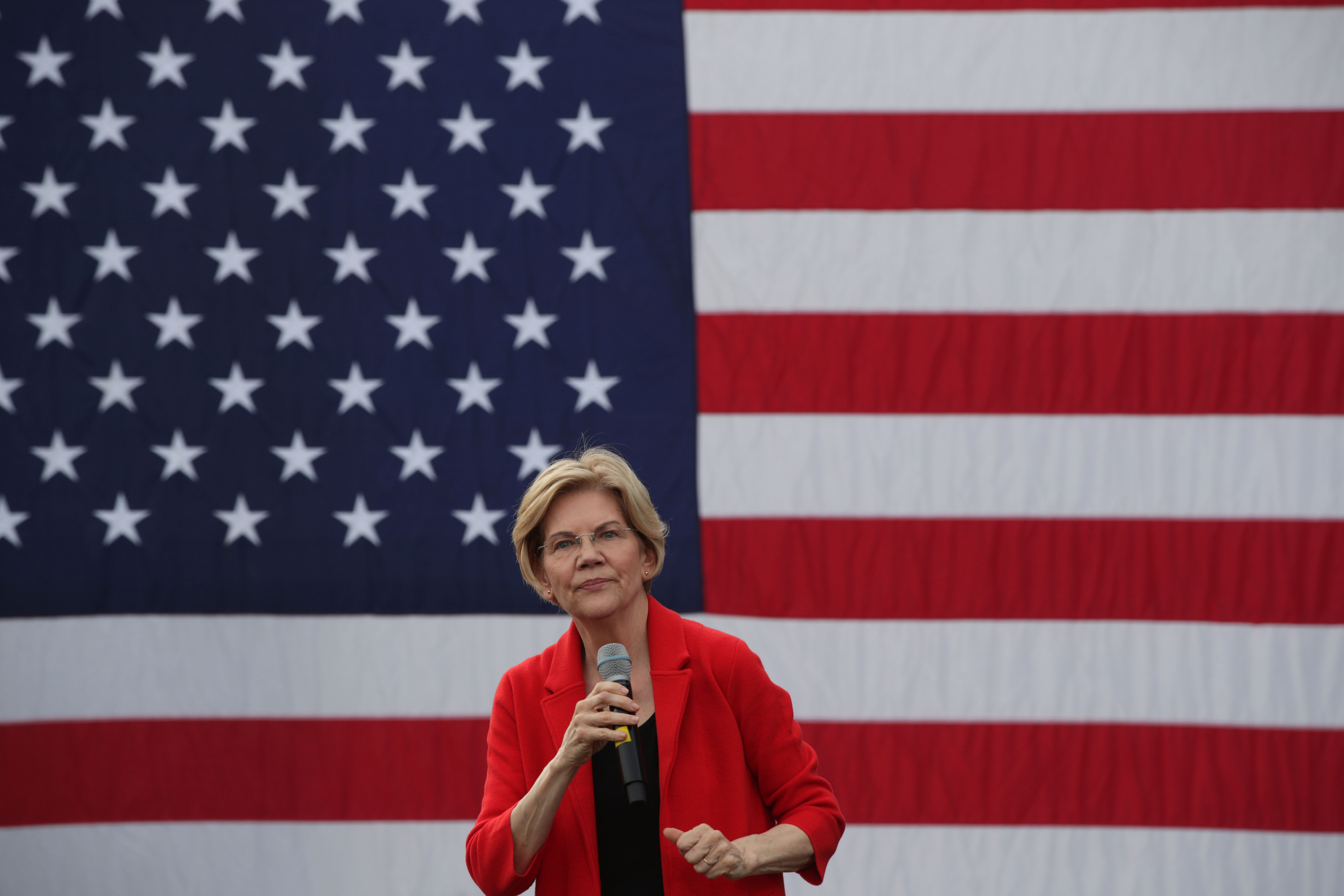 Elizabeth Warren's Rise Is a Plus for Issue Politics—And a Bad Sign for Billionaires