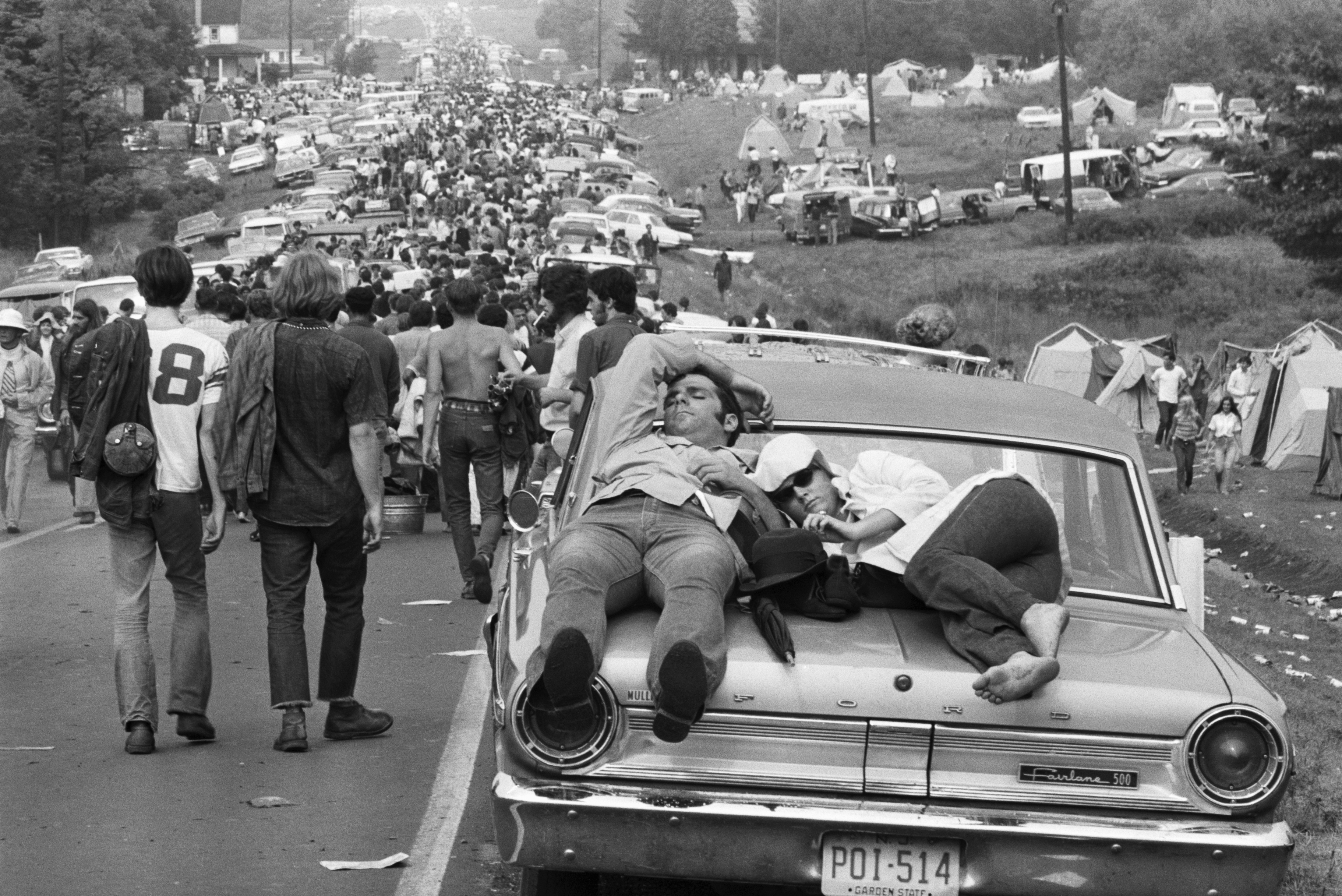 Fifty Years After Woodstock, We Are Caught in the Devil's Bargain