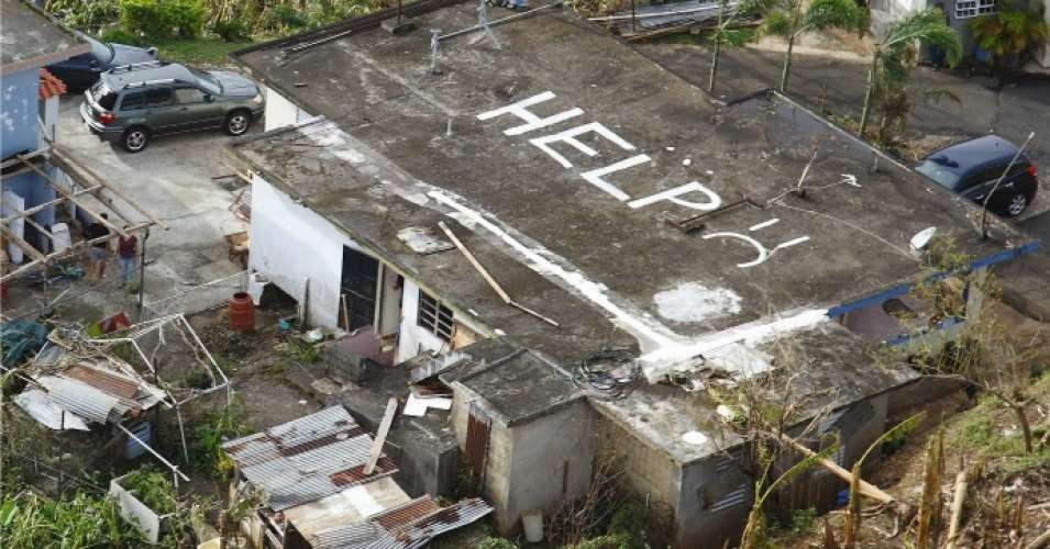 A Political Stalemate Over Puerto Rican Aid Is Leaving All US