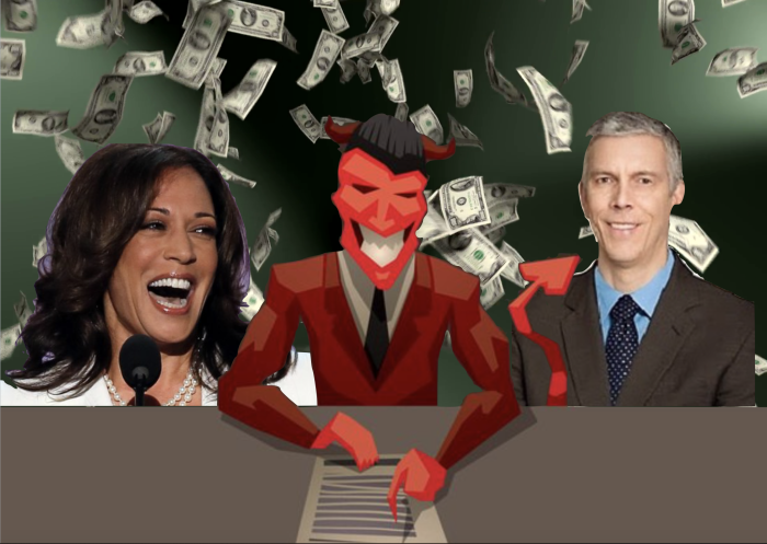 Sell Your Soul to the Testocracy: Kamala Harris's Faustian Teacher