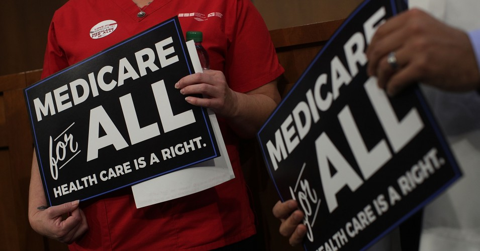 Now Is the Time for Medicare for All