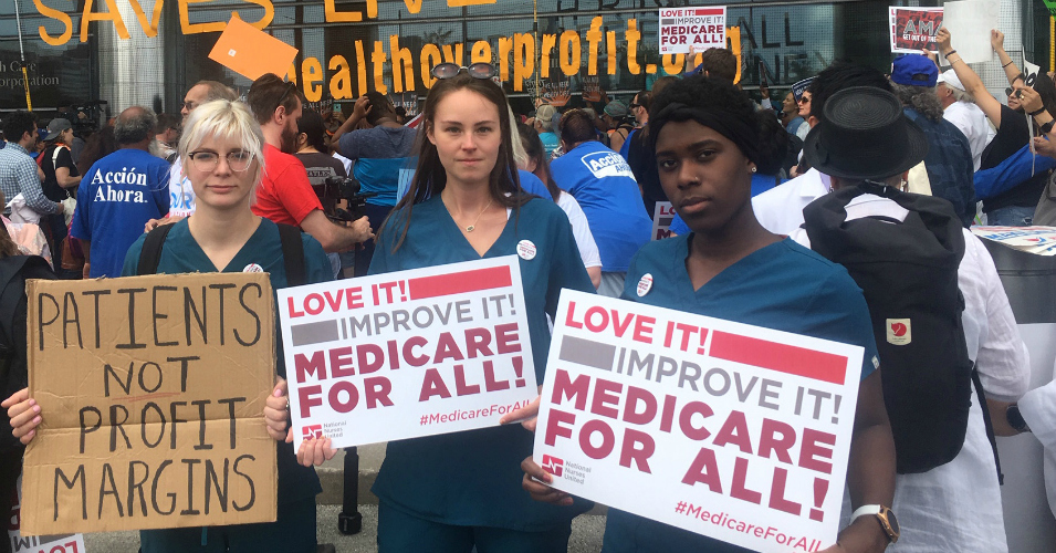 "Medicare for All Is Coming... Because Even the ""Insured"" Are Not Safe in This For-Profit System"