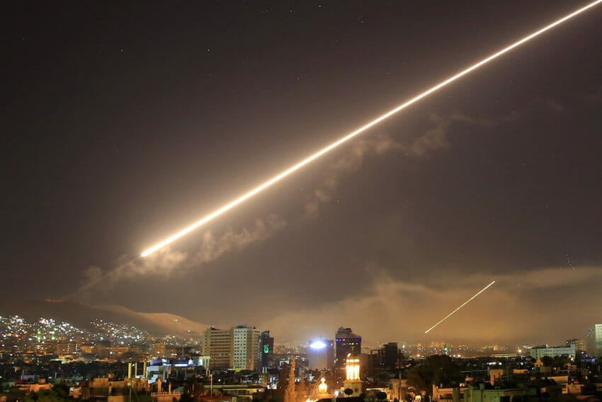7 Questions About the Syria Airstrikes That Aren't Being Asked