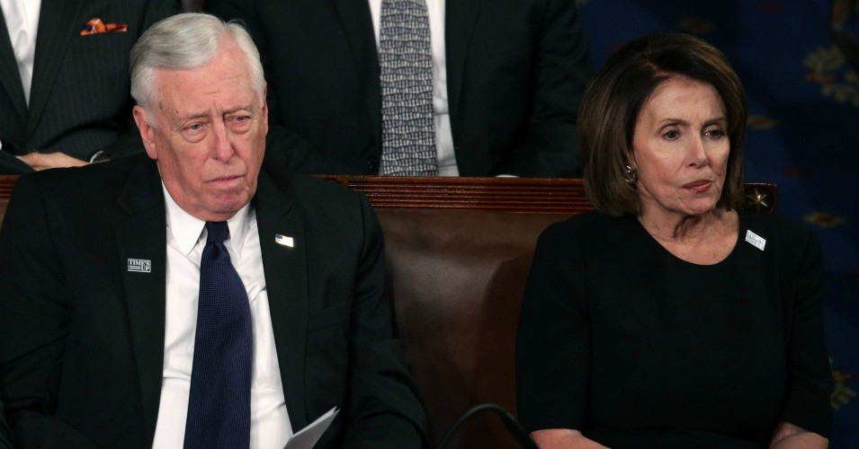 Wall Street Is Leading the Attack on Pelosi—Steny Hoyer Is the Real Barrier to the Progressive Agenda
