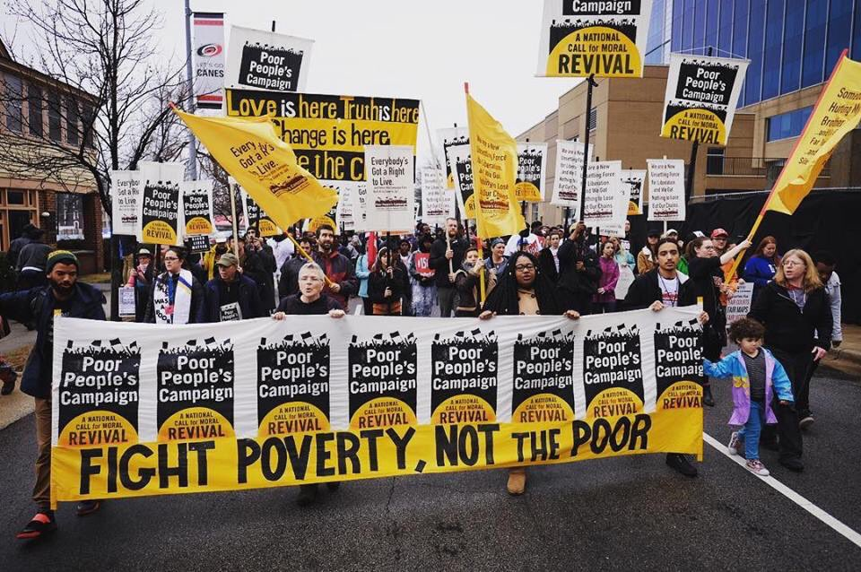 Image result for 2018 poor people's campaign