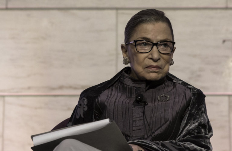 If Ruth Bader Ginsburg Can't Hold On