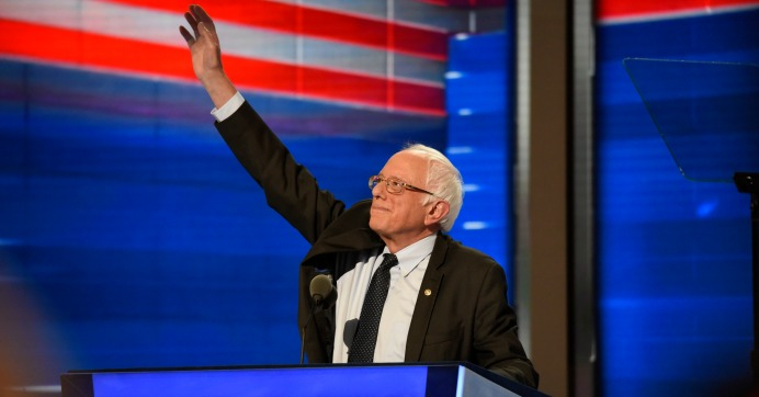 A Thought for Bernie Sanders: Maybe He Should Join the Democratic Party?