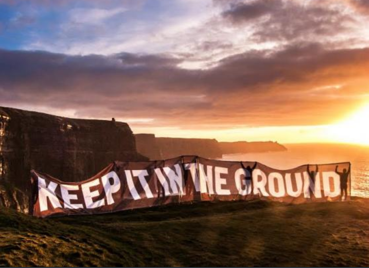 Irish Parliament Makes History With Vote to Divest Country Fully From Fossil Fuels