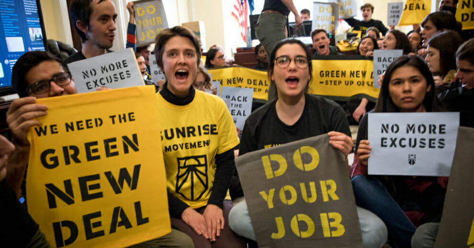 b22bb0c627 Could a Green New Deal Make Us Happier People? | Common Dreams Views