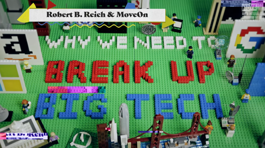 Why We Need to Break Up Big Tech