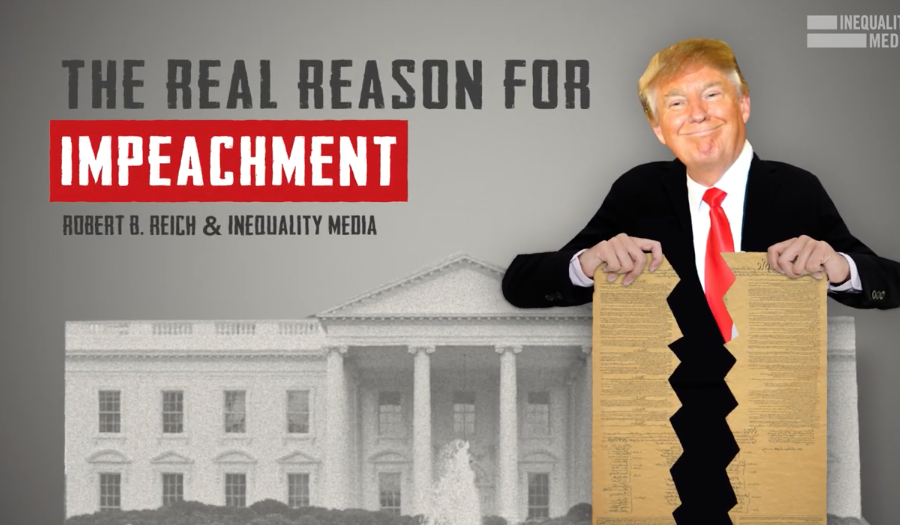 Why Impeach Trump? It's the Right Thing to Do | Common
