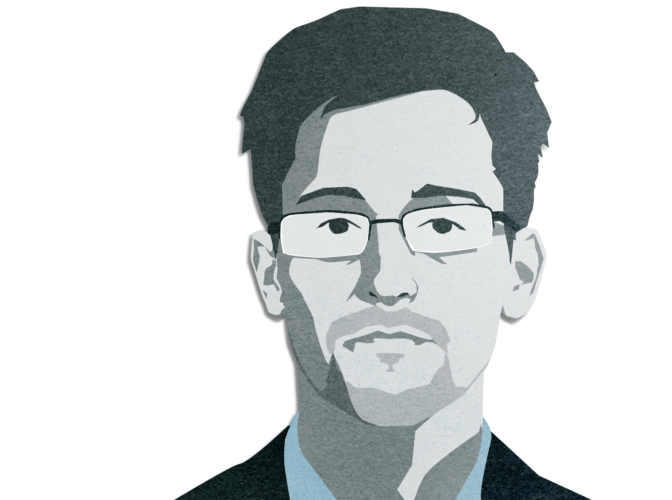 Snowden Knows Exactly Why No One Wants to Be a Whistleblower