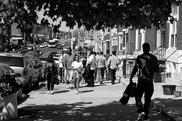 The Deep, Troubling Roots of Baltimore's Decline