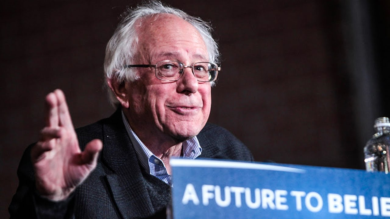 Bernie Sanders' Manhattan Project: The Game-Changing Green New Deal